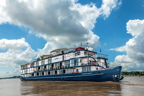 Heritage Line Cruises, South East Asia