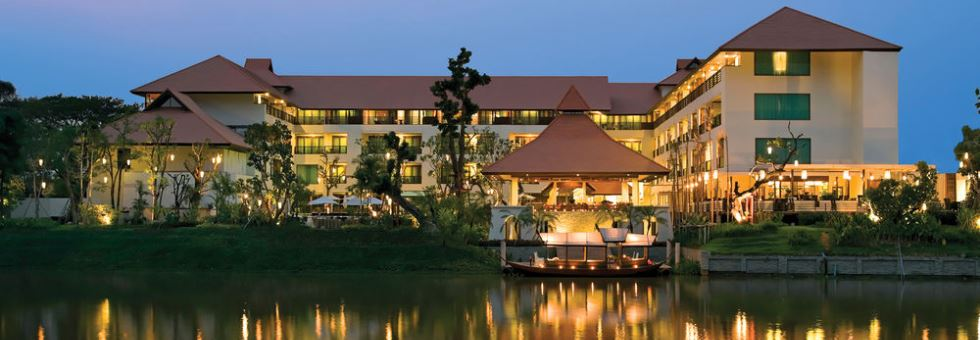 RatiLanna Riverside Spa Resort, Chiang Mai, Thailand T