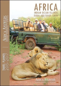 Africa Answers Travel Planner 2015 - 2017