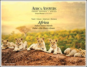 Africa Answers Travel Planner 2018 - 2020