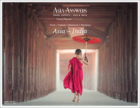 Asia Answers Travel Planner