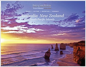 Down Under Answers Travel 18-19 Planner