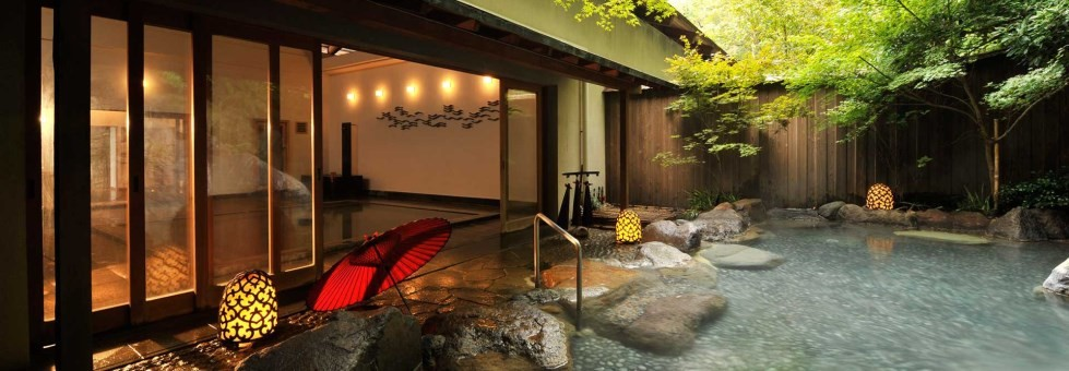 Hakone Luxury Japanese Inn Experience