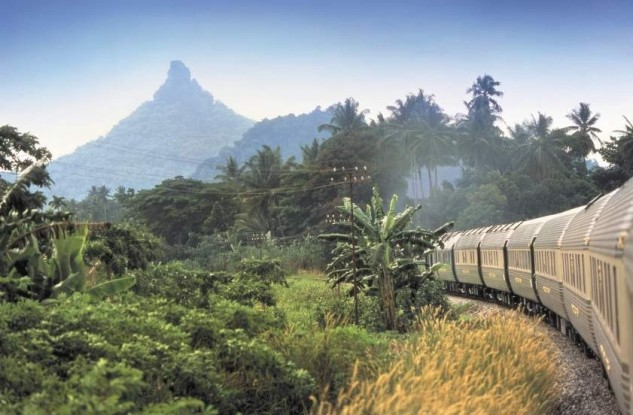Iconic Asian Rail Journeys