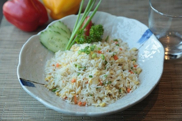 Regional Recipe - Responsible fried rice