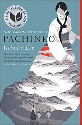 Recommended Reading  -   Pachinko by Min Jin Lee