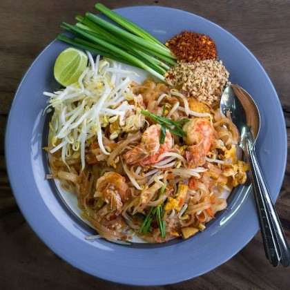 Regional Recipe - Pad Thai for one