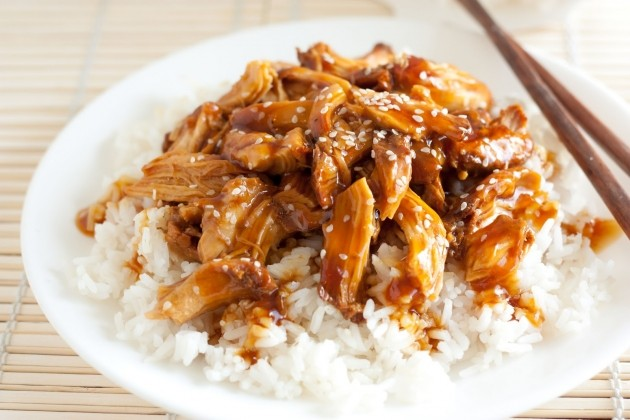 Regional Recipe – Teriyaki Chicken