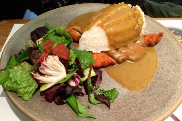 Recommended Recipe – Wagamama Chicken Katsu Curry