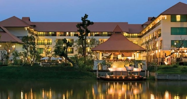 RatiLanna Riverside Spa Resort, Chiang Mai, Thailand